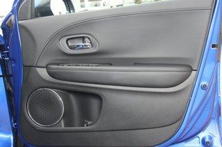 2019 Honda HR-V MY19 VTI-LX Brilliant Sporty Blue 1 Speed Constant Variable Hatchback