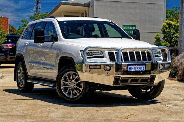 Used Jeep Grand Cherokee WK MY15 Laredo, 2015 Jeep Grand Cherokee WK MY15 Laredo White 8 Speed Sports Automatic Wagon