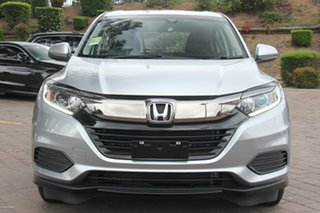 2021 Honda HR-V MY21 VTi Lunar Silver 1 Speed Constant Variable Hatchback