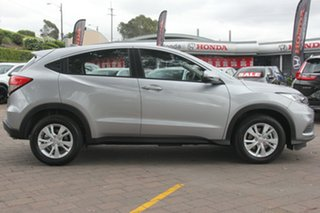 2020 Honda HR-V MY21 VTi Lunar Silver 1 Speed Constant Variable Hatchback