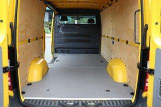 2014 Mercedes-Benz Sprinter NCV3 MY14 313CDI Low Roof SWB Yellow 6 Speed Manual Van