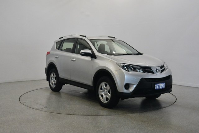 Used Toyota RAV4 ZSA42R MY14 GX 2WD, 2015 Toyota RAV4 ZSA42R MY14 GX 2WD Silver 7 Speed Constant Variable Wagon