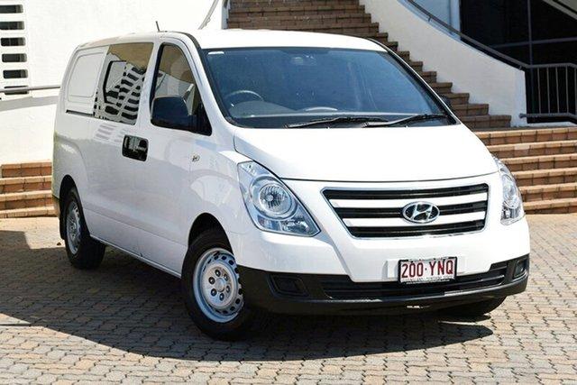 Used Hyundai iLOAD  , 2015 Hyundai iLOAD TQ3-V SERIES II White 5 Speed Automatic Van