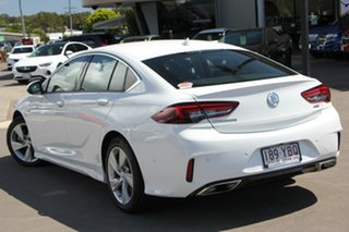 2017 Holden Commodore ZB MY18 RS-V Liftback AWD Summit White 9 Speed Sports Automatic Liftback