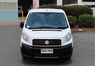 2014 Fiat Scudo Low Roof LWB Pack White 6 Speed Manual Van.