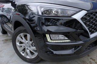 2018 Hyundai Tucson TL3 MY19 Active X 2WD Phantom Black 6 Speed Automatic Wagon.