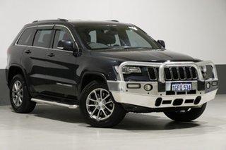 2014 Jeep Grand Cherokee WK MY14 Laredo (4x2) Steel Blue 8 Speed Automatic Wagon.