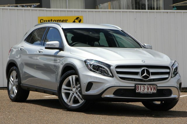 Used Mercedes-Benz GLA 200 CDI X156 805+055MY DCT, 2015 Mercedes-Benz GLA 200 CDI X156 805+055MY DCT Silver 7 Speed Sports Automatic Dual Clutch Wagon