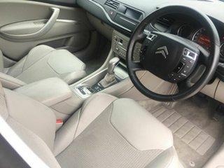 2010 Citroen C5 X7 MY10 Comfort HDi Grey 6 Speed Sports Automatic Sedan