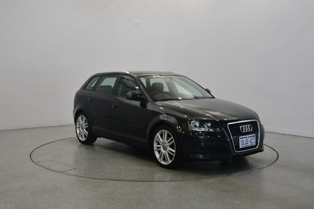Used Audi A3 8P MY09 e Sportback, 2009 Audi A3 8P MY09 e Sportback Grey 5 Speed Manual Hatchback