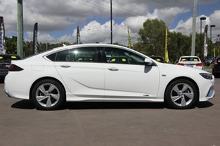 2017 Holden Commodore ZB MY18 RS-V Liftback AWD Summit White 9 Speed Sports Automatic Liftback.