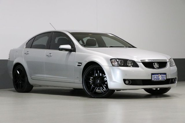 Used Holden Calais VE MY09 V, 2008 Holden Calais VE MY09 V Silver 6 Speed Automatic Sedan