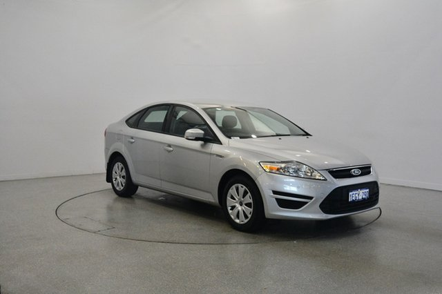 Used Ford Mondeo MC LX PwrShift TDCi, 2013 Ford Mondeo MC LX PwrShift TDCi White 6 Speed Sports Automatic Dual Clutch Hatchback