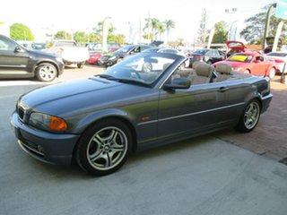2000 BMW 330Ci E46 Grey 5 Speed Automatic Convertible.