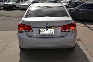 2009 Holden Cruze JG CDX Silver 6 Speed Automatic Sedan
