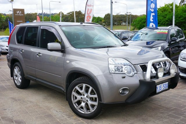Used Nissan X-Trail T31 Series V TI, 2013 Nissan X-Trail T31 Series V TI Precision Grey 1 Speed Constant Variable Wagon