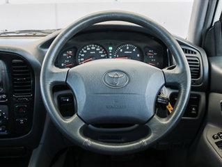 2000 Toyota Landcruiser HDJ100R GXL (4x4) White 4 Speed Automatic 4x4 Wagon