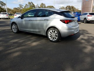 2018 Holden Astra BK MY19 R+ Nitrate 6 Speed Sports Automatic Hatchback.