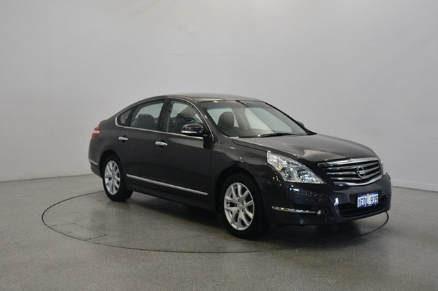 Used Nissan Maxima J32 250 X-tronic ST-L, 2009 Nissan Maxima J32 250 X-tronic ST-L Grey 6 Speed Constant Variable Sedan