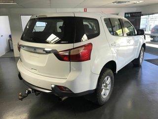 2014 Isuzu MU-X UC LS-M (4x4) White 5 Speed Automatic Wagon