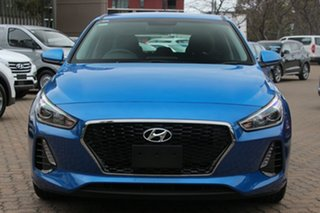 2018 Hyundai i30 PD MY18 Go Intense Blue 6 Speed Sports Automatic Hatchback