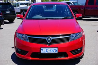 2013 Proton Preve CR MY13 GXR Red 7 Speed Constant Variable Sedan.