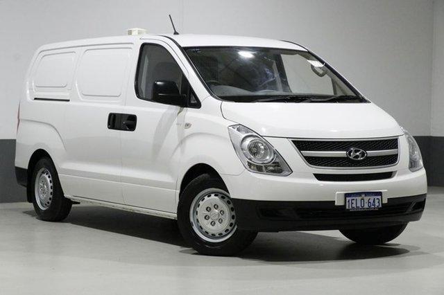 Used Hyundai iLOAD TQ MY14 , 2013 Hyundai iLOAD TQ MY14 White 6 Speed Manual Van