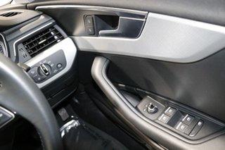 2017 Audi A4 F4 MY17 (B9) 2.0 TFSI S Tronic Sport Monsoon Grey 7 Speed Auto Dual Clutch Sedan