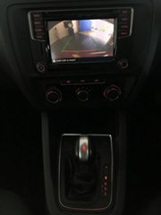 2016 Volkswagen Jetta 1KM MY16 118 TSI Trendline Red 7 Speed Auto Direct Shift Sedan