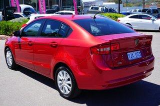 2013 Proton Preve CR MY13 GXR Red 7 Speed Constant Variable Sedan