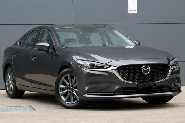 New Mazda 6 GL1032 Sport SKYACTIV-Drive, 2018 Mazda 6 GL1032 Sport SKYACTIV-Drive Machine Grey 6 Speed Sports Automatic Sedan