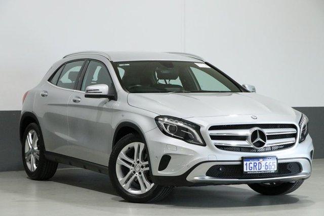 Used Mercedes-Benz GLA 200 CDI X156 MY15 , 2014 Mercedes-Benz GLA 200 CDI X156 MY15 Silver 7 Speed Auto Dual Clutch Wagon