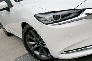 2020 Mazda 6 GL1033 Touring SKYACTIV-Drive Snowflake White 6 Speed Sports Automatic Wagon.