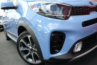 2019 Kia Picanto JA MY19 AO Edition Alice Blue 4 Speed Automatic Hatchback.