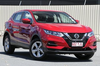 2019 Nissan Qashqai J11 Series 2 ST X-tronic Magnetic Red 1 Speed Wagon.