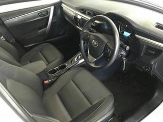 2015 Toyota Corolla ZRE172R Ascent White 7 Speed CVT Auto Sequential Sedan