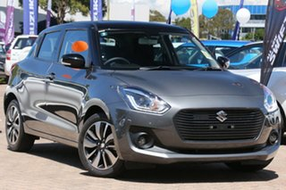 2021 Suzuki Swift AZ Series II GLX Turbo Grey 6 Speed Sports Automatic Hatchback.