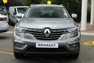 2021 Renault Koleos HZG MY21 Life X-tronic Grey Metallic 1 Speed Constant Variable Wagon