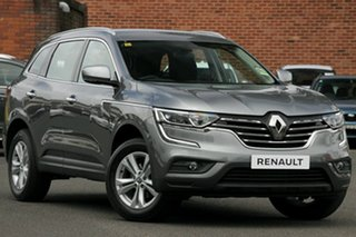 2021 Renault Koleos HZG MY21 Life X-tronic Grey Metallic 1 Speed Constant Variable Wagon.