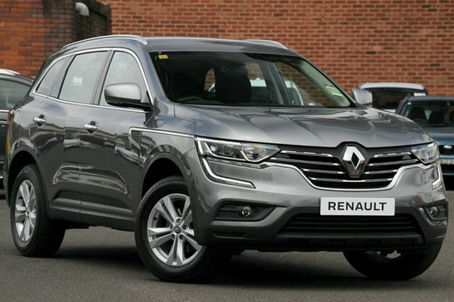 New Renault Koleos HZG MY21 Life X-tronic Nailsworth, 2021 Renault Koleos HZG MY21 Life X-tronic Grey Metallic 1 Speed Constant Variable Wagon
