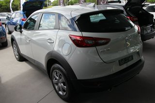 2020 Mazda CX-3 DK2W76 Neo SKYACTIV-MT FWD Sport Snowflake White Pearl 6 Speed Manual Wagon.