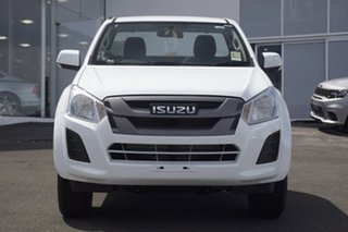 2018 Isuzu D-MAX MY18 SX 4x2 High Ride Splash White 6 Speed Sports Automatic Cab Chassis