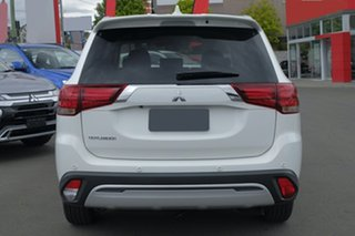 2019 Mitsubishi Outlander ZL MY20 LS 2WD White 6 Speed Wagon
