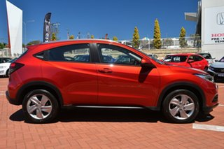 2020 Honda HR-V MY21 VTi-S Passion Red 1 Speed Constant Variable Hatchback