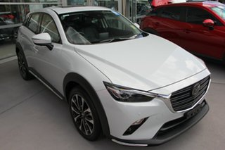 2020 Mazda CX-3 DK2W7A Akari SKYACTIV-Drive FWD Ceramic 6 Speed Sports Automatic Wagon.