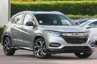 2020 Honda HR-V MY21 RS Lunar Silver 1 Speed Constant Variable Hatchback
