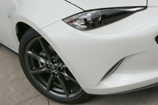2021 Mazda MX-5 ND GT SKYACTIV-MT White Pearl 6 Speed Manual Roadster.