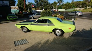 1974 Dodge Challenger T/A Tribute Green 3 Speed Automatic Coupe