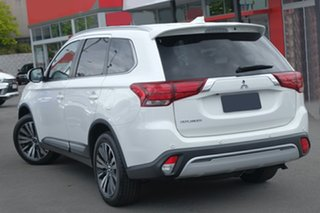 2019 Mitsubishi Outlander ZL MY20 LS 2WD White 6 Speed Constant Variable Wagon.