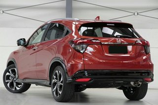2021 Honda HR-V MY21 RS Phoenix Orange 1 Speed Constant Variable Hatchback.